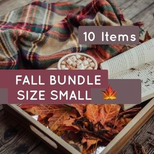 🍁SPICE OF FALL MYSTERY BUNDLE 10 ITEMS SMALL🍁